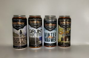 Hard Knox Brewery Assortment Of Popular Tall Cans