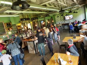 Hard Knox Brewery Lively Environment Great For Kicking Back and Relaxing