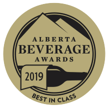 Hard Knox Brewery Alberta Beverage Awards 2019 Best in Class