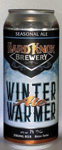 Hard Knox Brewery Winter Warmer Ale Craft Beer Seasonal Ale