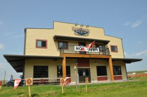 Hard Knox Brewery Exterior of The Spacious Taproom Newly Opened