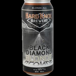 4 pack of tallboys Black Diamond Blonde 5.0%