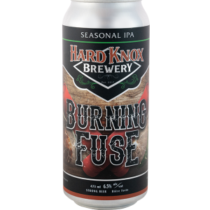 Hard Knox Brewery Burning Fuse Seasonal IPA in Tall Can