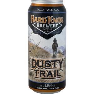 4 pack of tallboys Dusty Trail IPA 6.2%