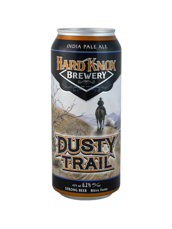 Hard Knox Brewery Dusty Trail India Pale Ale in Tall Can