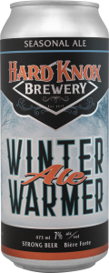 Hard Knox Brewery Winter Warmer Seasonal Ale in Tall Can Cropped Small