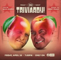 Hard Knox Brewery Triviardy Trivia Night with Mean Mango and Sweet Peach